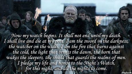 znights watch